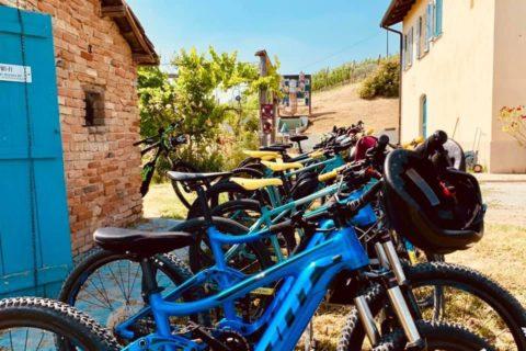 Escursioni in E-Bike 01