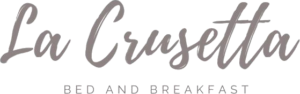 La Crusetta Bed and Breakfast logo top